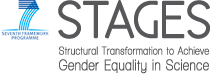 Stages - Structural Transformation to Achieve Gender Equality in Science