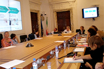2nd meeting of the STAGES Board