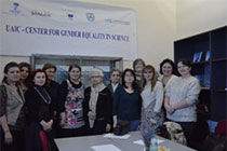 The 4th Annual Workshop of the UAIC Network of Women in Academia and Research