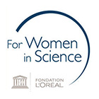 "With Dr. Alina Ghineț on ""For Women in Science"" grants offered by UNESCO - L'Oréal"