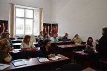 "Training session ""Human Resources Excellence in Research and Gender Equality Programme"""