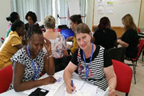 The ILO Training Course on Participatory Gender Audit