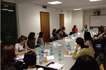 Training module for the UAIC Network members (with the participation of ASDO and DPO representatives)