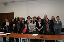 The Kick off Meeting of the STAGES Project