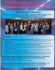 Women Researchers Day. Celebration of the UAIc Women in Science, 3rd edition 2015