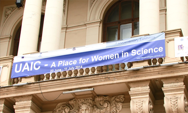 Uaic - a place for women in science